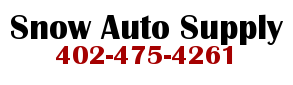 Snow Auto Supply